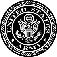 U.S. Army Decal / Sticker 10