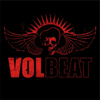 VOLBEAT Decal / Sticker 06