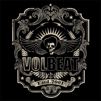 VOLBEAT Decal / Sticker 07
