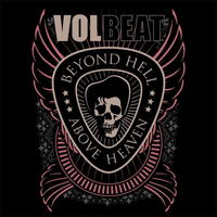 VOLBEAT Decal / Sticker 10