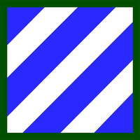 3rd Infantry Division Decal / Sticker 01