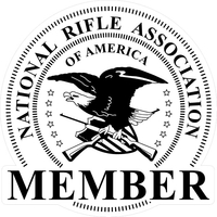 NRA Member Decal / Sticker 06
