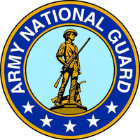 Army National Guard Decal / Sticker 01