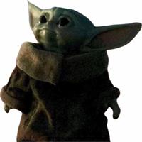 Baby Yoda Decal / Sticker 01