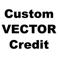 Custom Credit for Vectorization