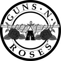Guns N' Roses Decal / Sticker 08