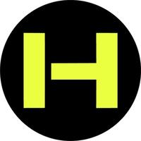 Hostile Wheels Center Cap Style Decal / Sticker Design 14