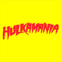 Hulkamania Decal / Sticker 01