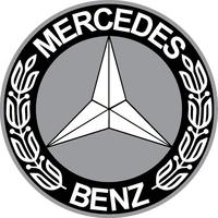 Mercedes Decal / Sticker 18