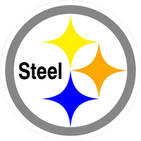 U.S. Steel Decal / Sticker 03