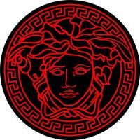 Versace Decal / Sticker 09