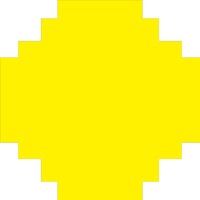 Pac-Man Power Pellet Decal / Sticker 22