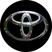 Circular Toyota Decal / Sticker 15