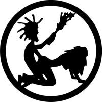 Hatchetman Decal / Sticker 04