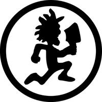 Hatchetman Decal / Sticker 03