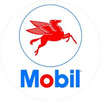 MobilGas Pegasus Decal / Sticker 15