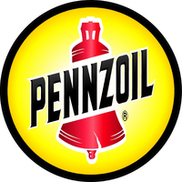 Pennzoil Decal / Sticker 09