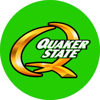 Quaker State Decal / Sticker 04