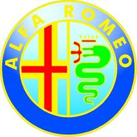 Alfa Romeo Decal / Sticker 09
