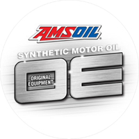Amsoil OE Decal / Sticker 04