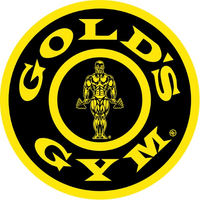 Gold's Gym Decal / Sticker 01