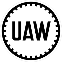 UAW Decal / Sticker 02