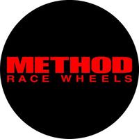 Circular Method Race Wheels Decal / Sticker 03
