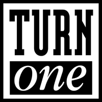 Turn One Decal / Sticker 01
