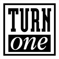 Turn One Decal / Sticker 02