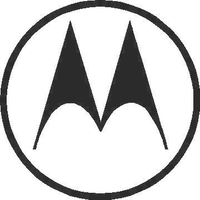 Motorola Decal / Sticker 03