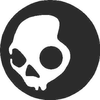 SkullCandy Decal / Sticker 01