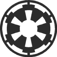 Star Wars Imperial Decal / Sticker 02
