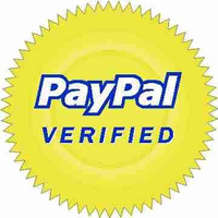 PayPal Verified Decal / Sticker 01