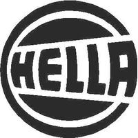 Hella Decal / Sticker 02