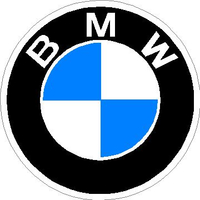 BMW Decal / Sticker 05