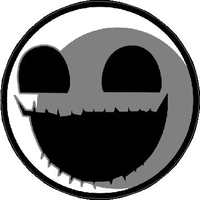 Happy Face Decal / Sticker 11