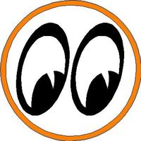 Mooneyes Decal / Sticker 05