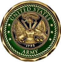 U.S. Army Decal / Sticker 06
