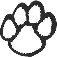 Dog Paw Decal / Sticker 01