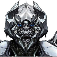 Megatron Decal / Sticker 01