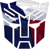 Autobot 06 Texas Flag Decal / Sticker