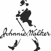 Johnnie Walker Decal / Sticker 01