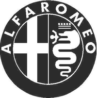 Alfa Romeo 01 Decal / Sticker