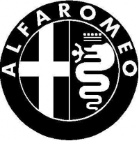 CUSTOM ALFA ROMEO DECALS and ALFA ROMEO  STICKERS