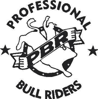 Professional Bull Riders  Decal / Sticker