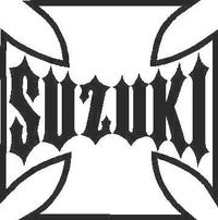 Suzuki Cross Decal / Sticker 01