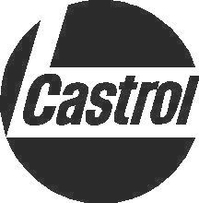 Castrol Decal / Sticker NO BOX