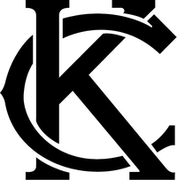 KCMO Kansas City KC Decal / Sticker 01