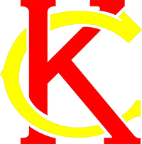 Kansas City Chiefs KC Decal / Sticker 02