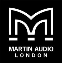 Martin Audio London Decal / Sticker 01